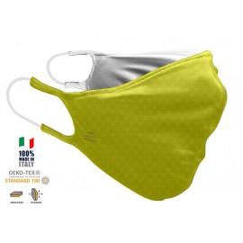 Maschera Filtrante Personalizzabile - Lavabile - Doppio strato - con Tasca interna per Filtro - EVOLution MASK